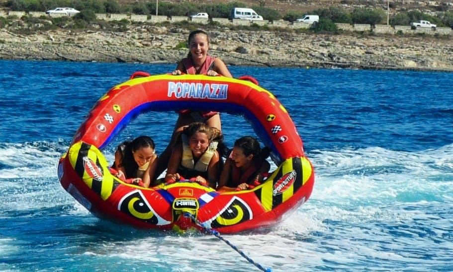 Enjoy Poparazzi Rides in San Pawl il-Baħar, Malta