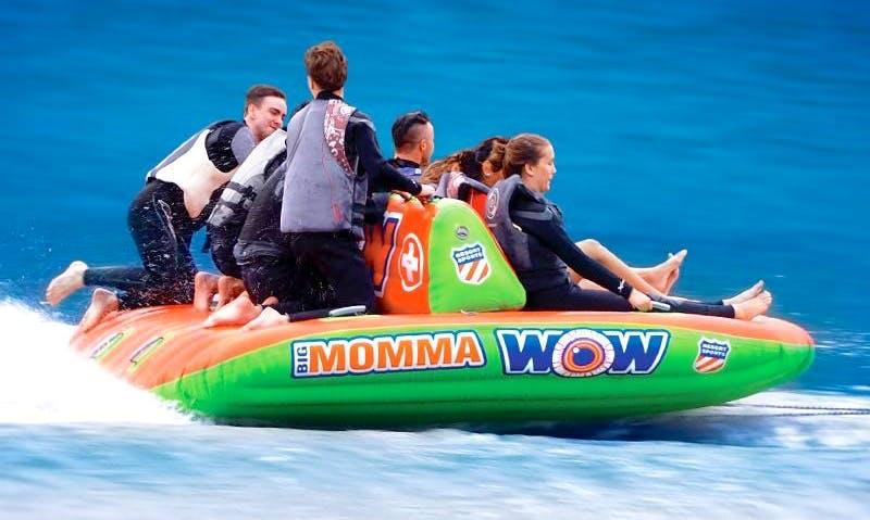 Enjoy Momma Wow Rides in San Pawl il-Baħar, Malta