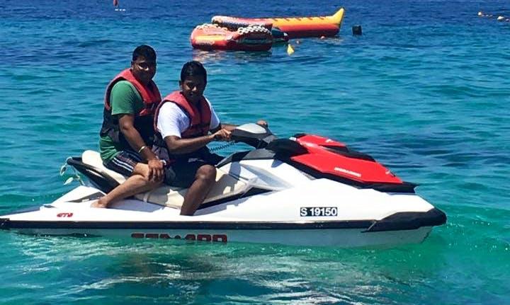 Lifevests include on our Jet Ski Rides in San Pawl il-Baħar, Malta