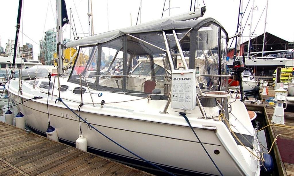 Kelowna Sailing Tours