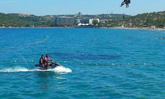 Hold On Tight! Jet Ski Rides In Aydın, Turkey