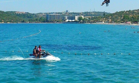 Hold On Tight! Jet Ski Rides In Aydın, Turkey