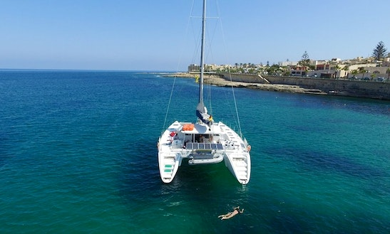 Rent A Cruising Catamaran In San Ġiljan, Malta