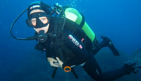 Courses And Trips For Diving In St. Paul's Bay, Malta