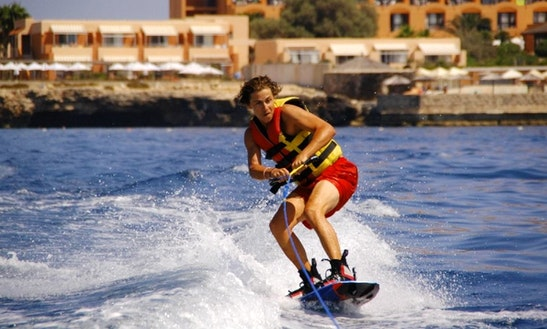 Try Wakeboarding In San Ġiljan, Malta