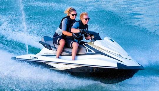 Take A Jet Ski Ride In San Ġiljan, Malta