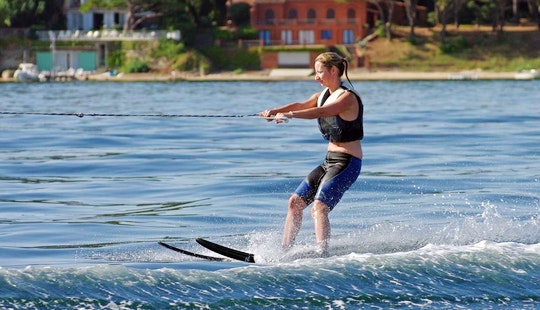 You Won't Regret Water Skiing In San Ġiljan, Malta