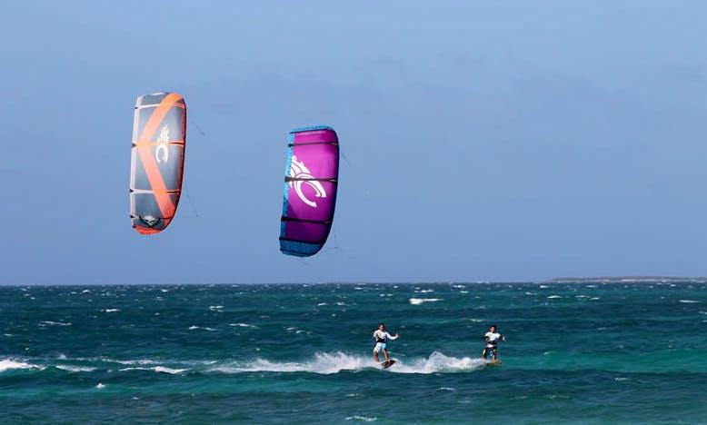 Kiteboarding lesson In Varadero, Cuba