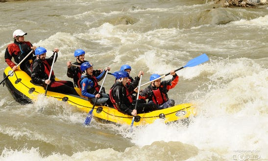 Enjoy River Rafting Trips In Sofia, Bulgaria