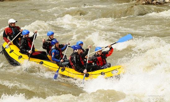 Enjoy River Rafting Trips In Sofia, Bulgaria