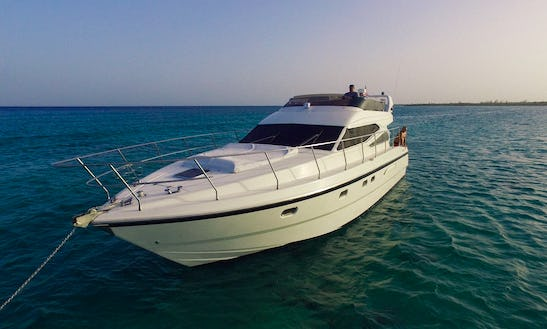 Captained Charter The Best Motor Yacht In Playa Del Carmen