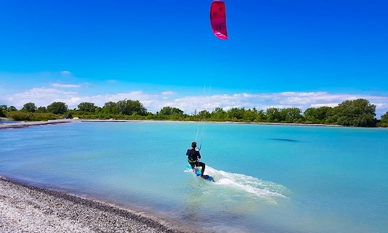 Learn Kiteboarding In Prince Edward County, Ontario