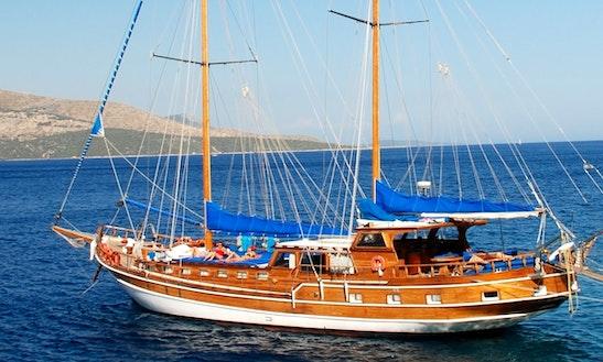 Schooner Rental In Greece