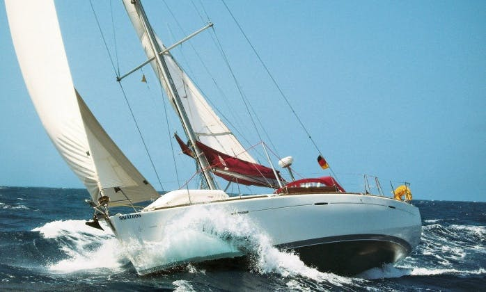 Charter 47' Beneteau First Cruising Monohull in Flensburg, Germany