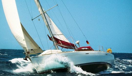 Charter 47' Beneteau First Cruising Monohull In Flensburg, Germany