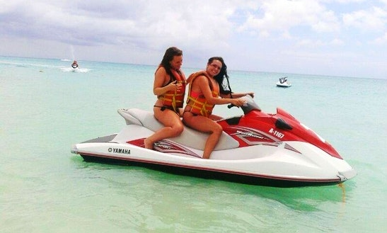 Rent A Jet Ski At Eagle Beach In Noord, Aruba