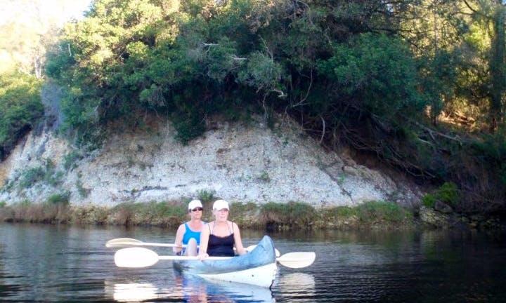 Enjoy Canoe Rentals in Knysna, Western Cape