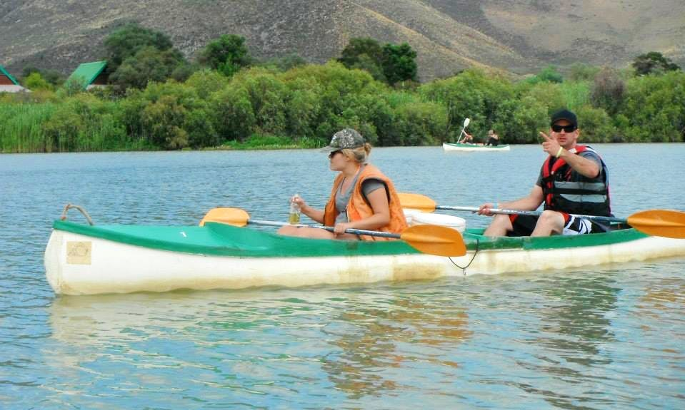Enjoy Canoe Tours In Worcester, Western Cape