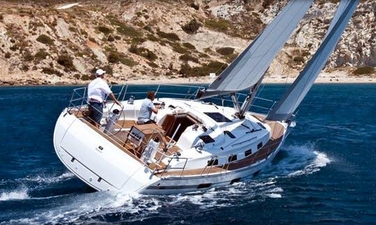 Charter 40' Bavaria Cruising Monohull In Monte di Procida, Italy