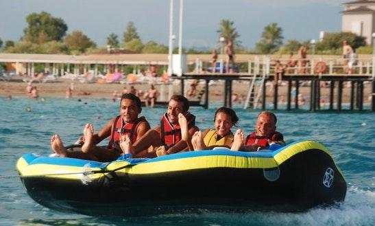 Go Tubing In Antalya, Turkey