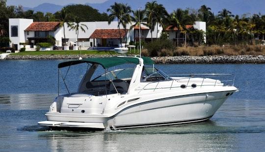 Sundancer 380, Motor Yacht Rental In Nuevo Vallarta