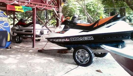 Rent Seadoo Jet Ski In Pulau Pangkor, Malaysia