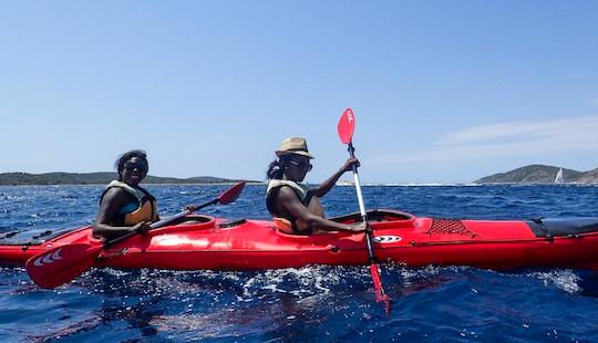 Enjoy Double Kayak Trips In Korčula, Croatia