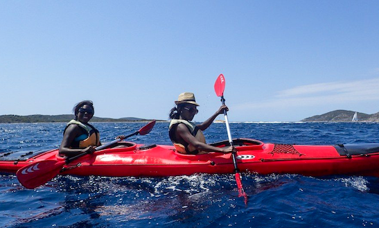 Enjoy Double Kayak Trips In Korčula, Croatia