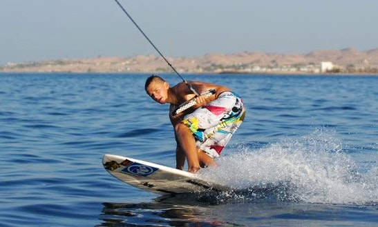 Enjoy Wakeboarding In Red Sea Governorate, Egypt