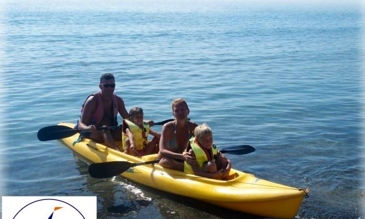 Rent a Canoe In Larnaca, Cyprus