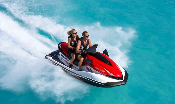 Rent a Jet Ski in Oroklini, Larnaca