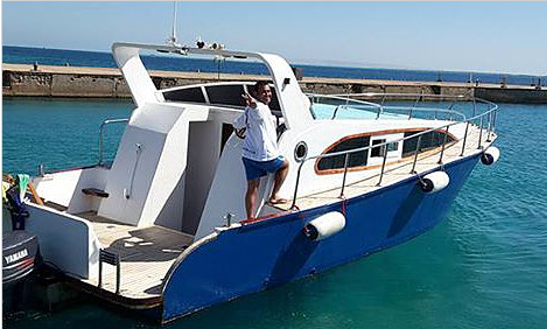 Enjoy Cruising In Red Sea Governorate, Egypt On Passenger Boat
