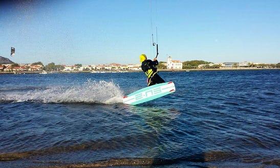 Kiteboarding Lesson In Esposende, Portugal