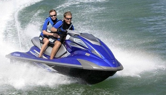 Rent A Jet Ski In Protaras, Cyprus