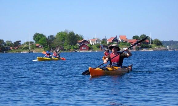 Enjoy Kayak Rentals in Kalmar län, Sweden