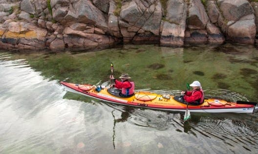 Double Kayak Rentals in Kalmar län, Sweden