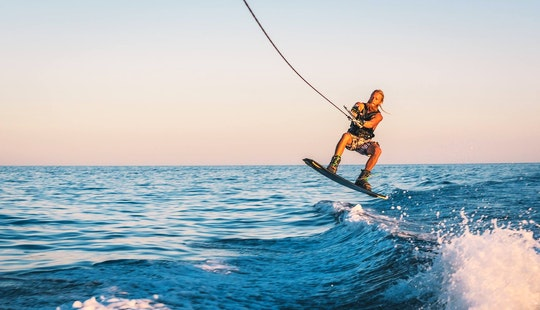 Enjoy Wakeboarding In Protaras, Cyprus