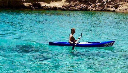 Rent A  Kayak In Protaras, Cyprus