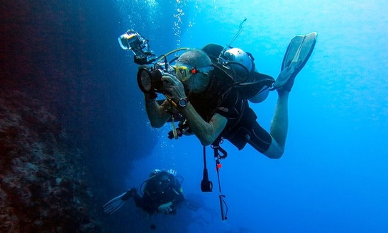 Learn Scuba Diving In Red Sea Governorate, Egypt