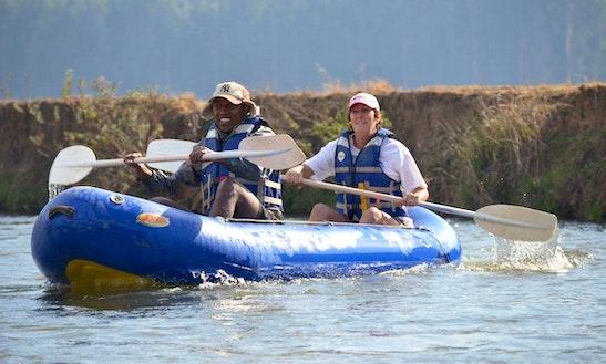 Enjoy Rafting In Kwazulu-natal, South Africa
