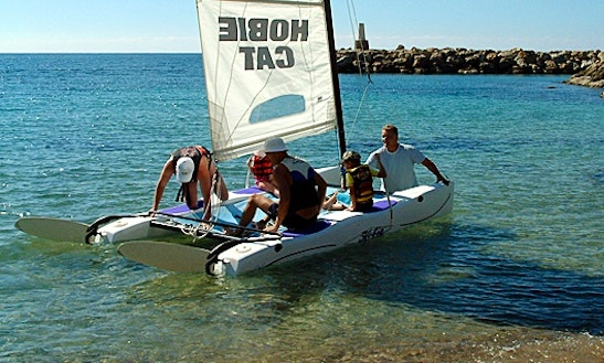 Rent A Beach Catamaran In Paphos, Cyprus