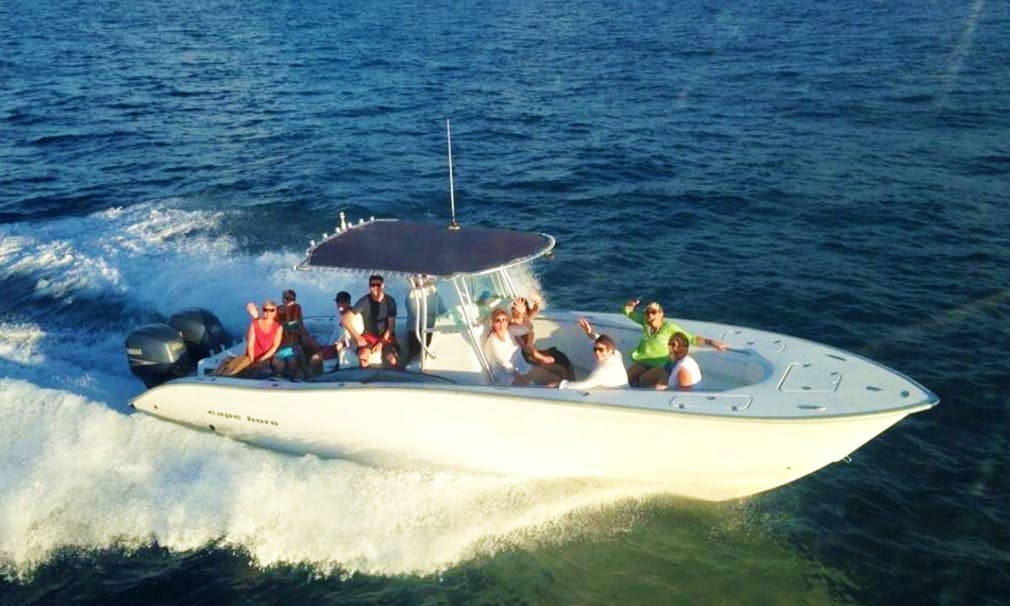 Private Charter Boat Tours in the USVI and BVI
