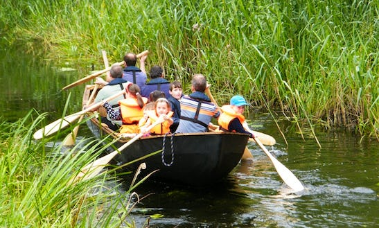 Experience The Game Of Thrones Fantasy Boat Adventure On The Boyne Valley