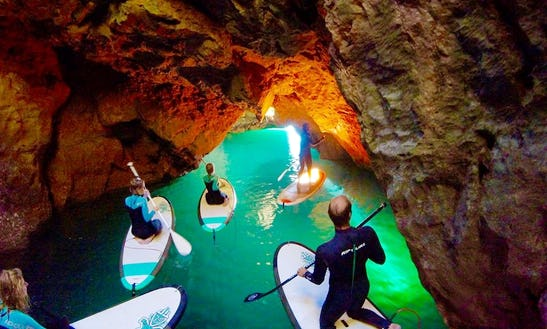 Stand Up Paddleboard Tours, Lesson And Rental In Sagres