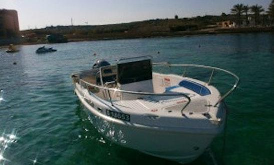 Rent A Bowrider In Il-mellieħa, Malta