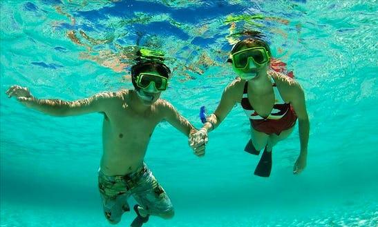 Enjoy Snorkeling In Il-mellieħa, Malta