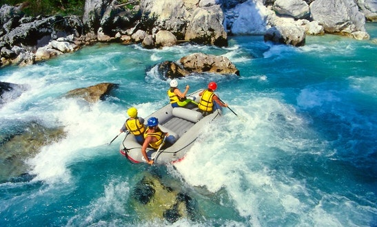 Enjoy Rafting Trips In Zagreb, Croatia