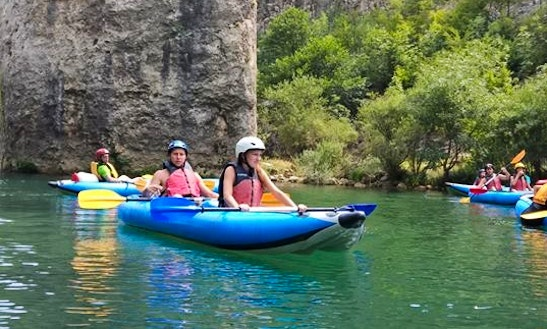 Enjoy Rafting In Zagreb, Croatia