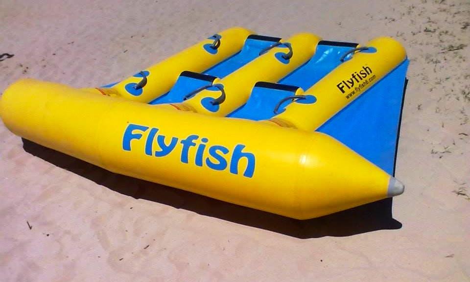 Enjoy Fly Fish Rides in Faro, Portugal