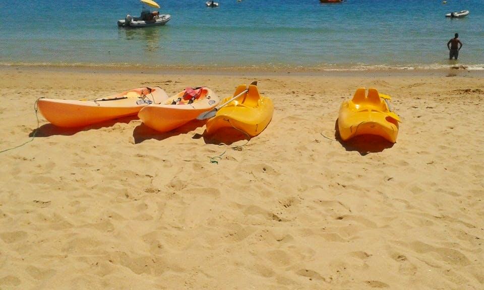 Rent a Kayak in Faro, Portugal